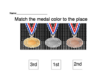 Olympic Medal Match