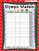 Olympic Medals by Country Chart
