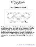Olympic Mini-Book