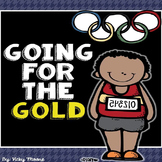The Summer Games Mini Unit { Going for the Gold } Math/Lit