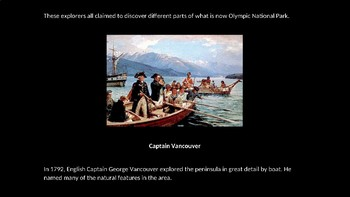 Olympic National Park PowerPoint