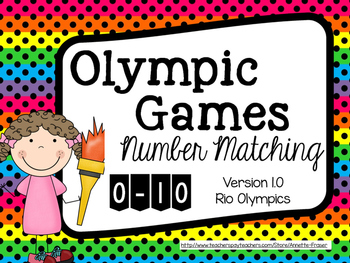 Olympic Number Matching