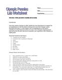 Olympic Pennies Lab Worksheet