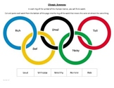 Olympic Simple Synonyms - The Olympics!
