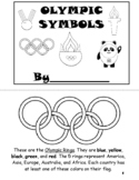 Olympic Symbols Book -2018 Winter Olympics