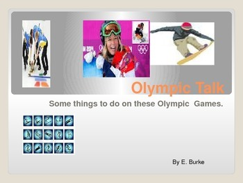 Olympic Talk