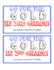 Olympic Themed Back to School Gift