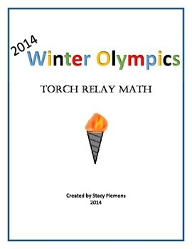 Olympic Torch Relay Math