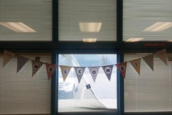 Olympic Welcome Bunting