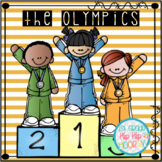 Learning About the Olympic Games...Activities, Informational Text, Crafts!