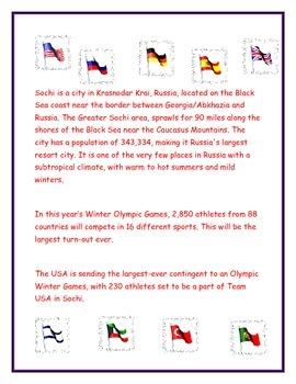 Olympic Women-Sochi 2014