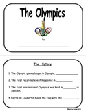 Olympic Workbook
