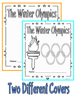 Olympic Writing Booklet-ENGLISH version