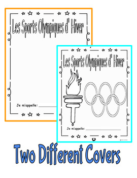 Olympic Writing Booklet French Version