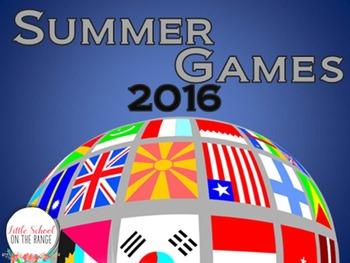 Olympics 2016 Presentation