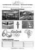 Olympics 5-IN-1 BUNDLE (Set 1 of 1) - Grades 5&6