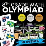 8th Grade Math Winter Games 2018 Olympiad