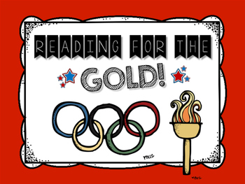 Olympics Accelerated Reader Chart Bundle