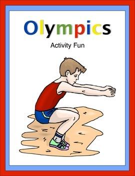 Olympics Activity Fun