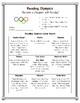 Olympics Brain Pop Companion: 2018 Winter Olympic Games