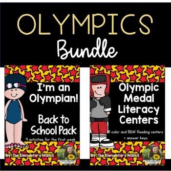 Olympics Bundle - Olympics 2016