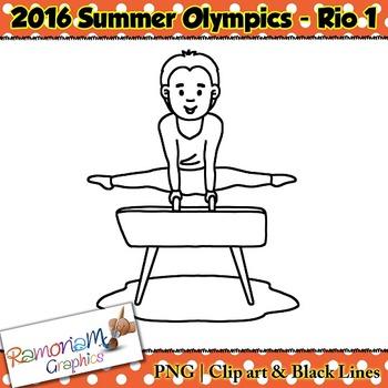 Olympics Clip art