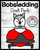 Bobsledding Wolf Craft (Winter Olympics)