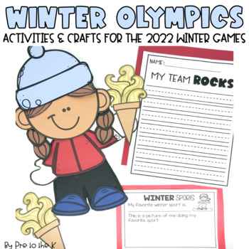 Olympics Craft and Activities