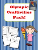 Olympics Craftivities and Graphing Fun!