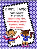 Olympics Gr. 4-6 NO PREP Close Reading Text, Comprehension & Activities