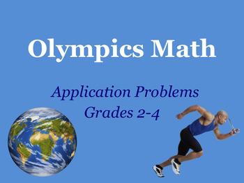 Olympics Math