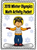 2018 Olympics Math Packet - Updated