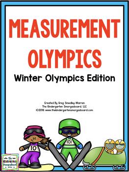 Olympics! Measurement Olympics Winter Olympics Edition