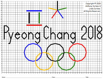 Olympics Mystery Picture (Pyeong Chang)