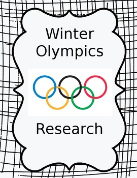 Olympics Research and Collaborate Project