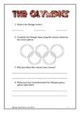 Olympics Rio de Janiero Questions
