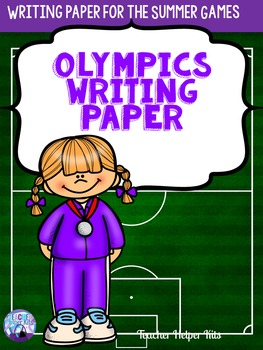 Olympics-Summer Olympics 2016 Writing Paper