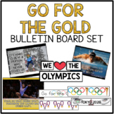 Summer Sports and Games Bulletin Board Set