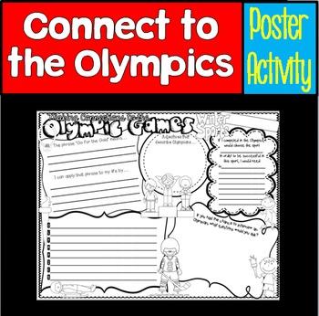 Olympics Themed Activity Poster