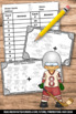 Addition Facts Task Cards Winter Olympics Sports Math Cent