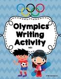 Olympics Writing Activity