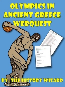 Olympics in Ancient Greece Webquest