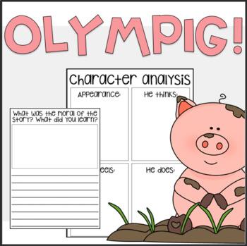Olympig! / Read-Aloud Book Companion