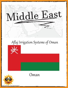 (Middle East GEOGRAPHY) Oman: Aflaj Irrigation Systems of Oman