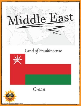 (Middle East GEOGRAPHY) Oman: Land of Frankincense—Research Guide