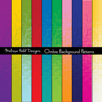 Ombre Backgrounds