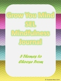 Ombre Theme Mindfulness Journal - Primary