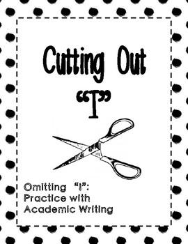 "Omitting ""I"" Worksheet"
