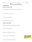 Omnivore's Dilemma Chapter 1 and 2 Text Dependent Questions