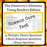 Omnivore's Dilemma Test